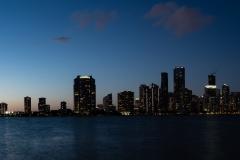 Miami Getting Dark