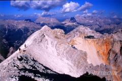 Return From Monte Cristallo