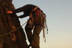 Sunset Climb