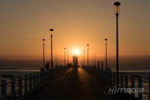 Sonnenuntergang in Alcochete RAW